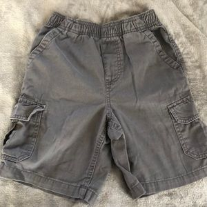 Other - Gray cargo shorts